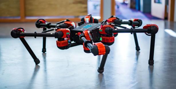 Facebook通过教机器人自学走路,推进发展更灵活的AI系统
