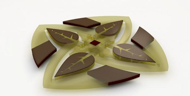 MIT新系统自动设计和打印复杂的机器人执行器